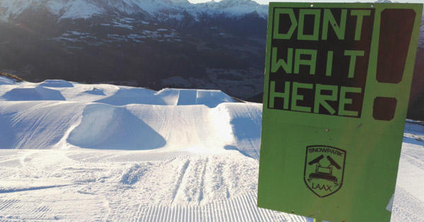 classement meilleurs snowparks Europe
