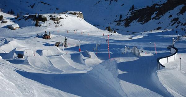 Avis Snowpark Avoriaz