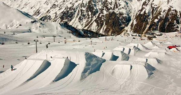 Avis Snowpark Ischgl