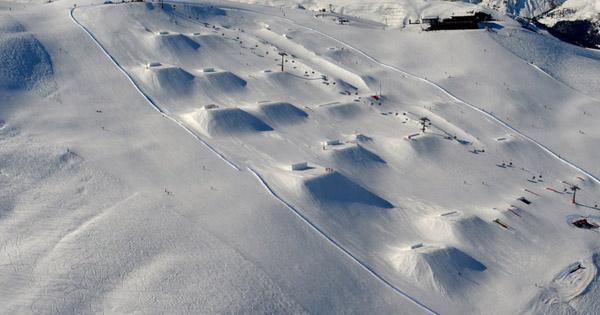 Avis Snowpark Italie Mottolino