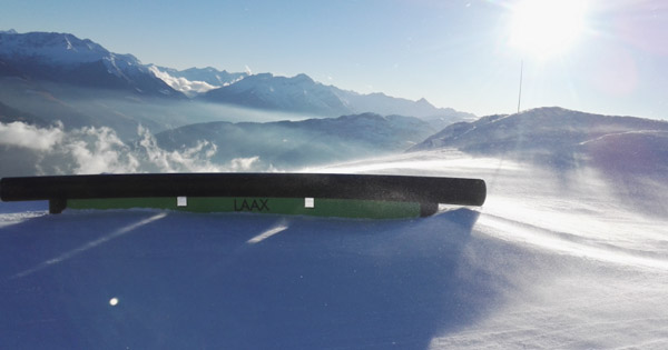 Avis Snowpark Laax Suisse