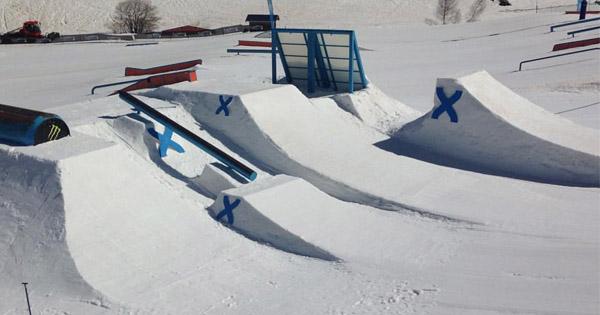 Avis Snowpark grandvalira