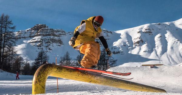 Avis Vars Snowpark
