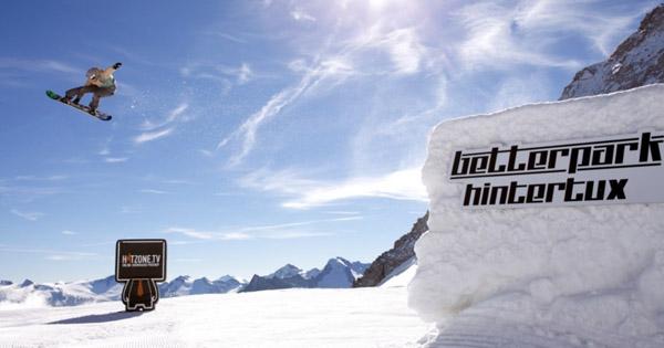 Avis snowpark Hintertux