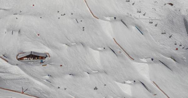 Avis snowpark Mayrhofen Autriche