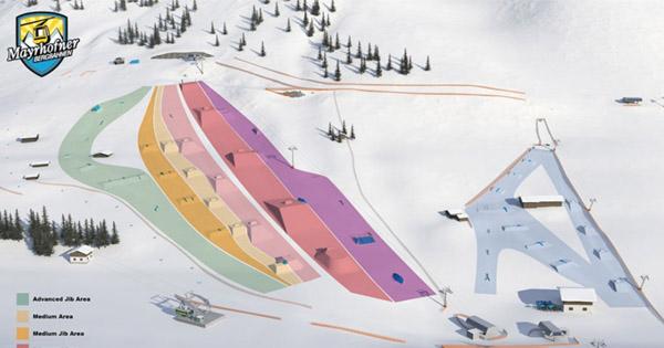 Avis snowpark Mayrhofen