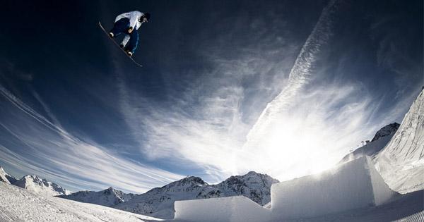 Avis snowpark Solden