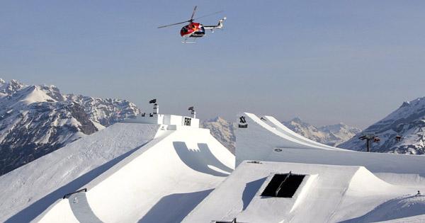 Snowpark Mottolino Avis