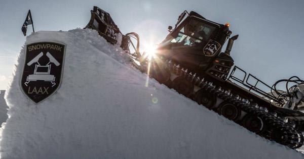 Snowpark Suisse Avis Laax