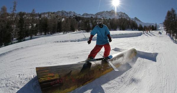Snowpark Vars Avis