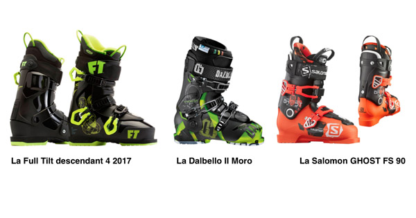 chaussures Ski Freestyle