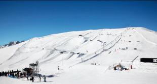 snowpark Saint Lary