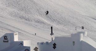Andri Ragettli Quad Cork 1800 ski