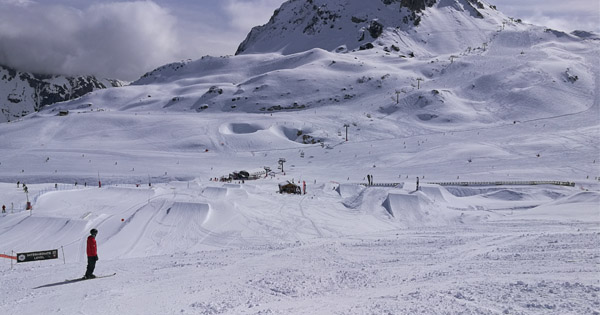 Avis Val d'Isère snowpark