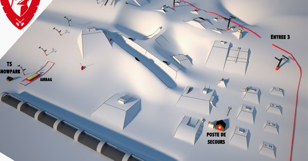 Snowpark Val d'Isère avis