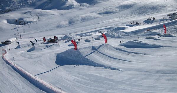 Val d'Isere Snowpark avis