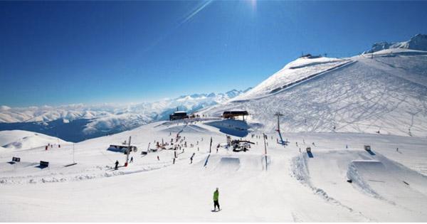 Avis Snowparks Saint Lary