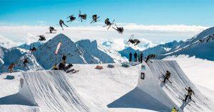 Avis Stubaier Gletscher snowpark