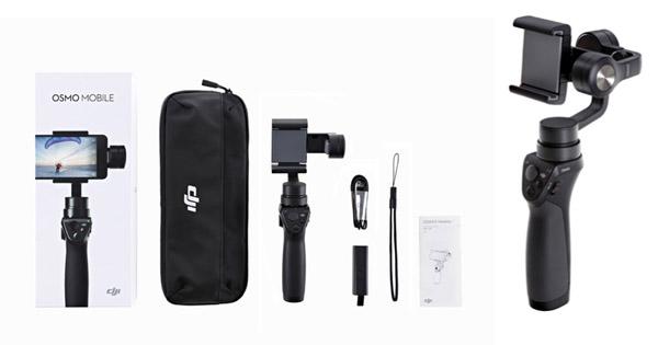 Avis et Test DJI Osmo Mobile