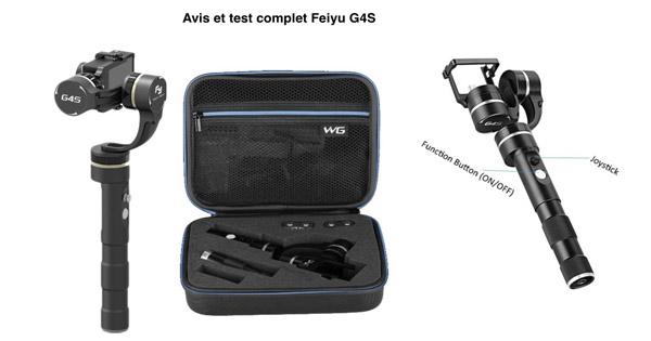 Avis et test Feiyu G4S