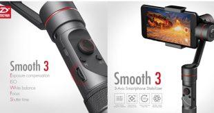 Stabilisateur smartphone Zhiyun Smooth 3