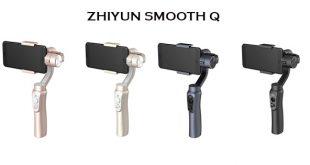 stabilisateur Zhiyun Smooth Q