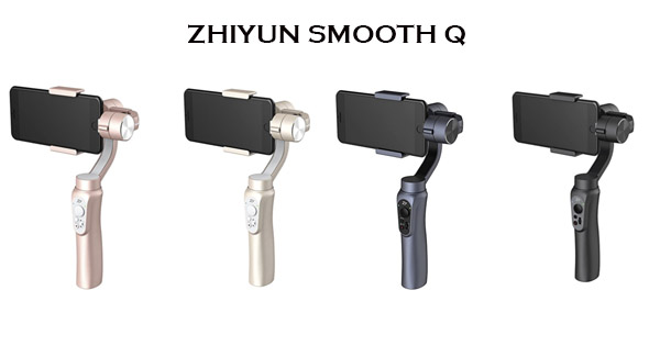 Avis et test Smooth Q Zhiyun