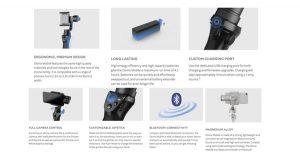 Avis et test stabilisateur Osmo Mobile