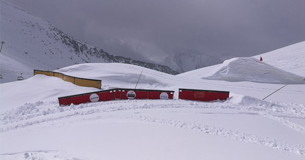 Avis snowpark Saint-Lary