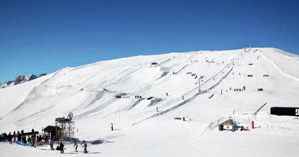 Avis snowpark Saint Lary