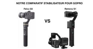 Comparatif Feiyu G5 Removu S1