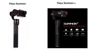 Feiyu Summon et Summon+
