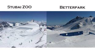 Snowpark ouvert en été