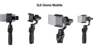 Stabilisateur smartphone DJI Osmo Mobile