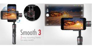 Zhiyun Smooth 3 pour smartphone