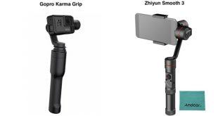 Stabilisateur Gopro ou smartphone