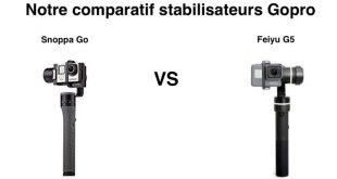 Comparatif Snoppa Go vs Feiyu G5