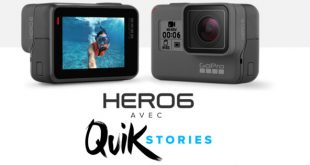 Avis et test Gopro Hero 6 black