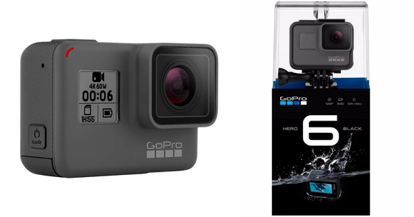Gopro Hero 6 Black avis