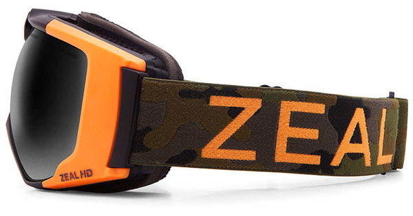 Zeal Optics HD2 Blaze Camo test