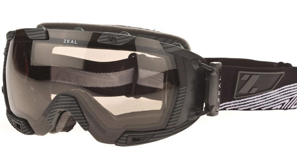 Zeal Optics Z3 GPS Live