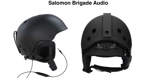 Salomon Brigade Audio
