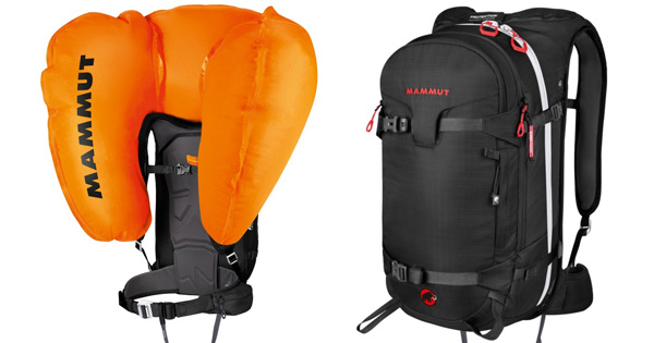 Mammut Rider Protection airbag