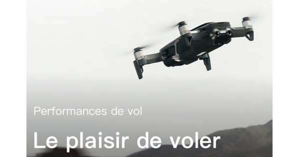 Avis DJI Mavic Air