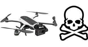 Fin du drone Karma