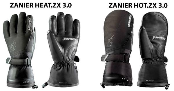 Gant chauffant Zanier