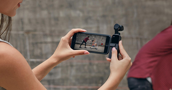 Mimo DJI Osmo Pocket