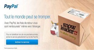 Comment renvoyer ses produits chez Snowleader ?