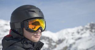 Casque de ski obligatoire
