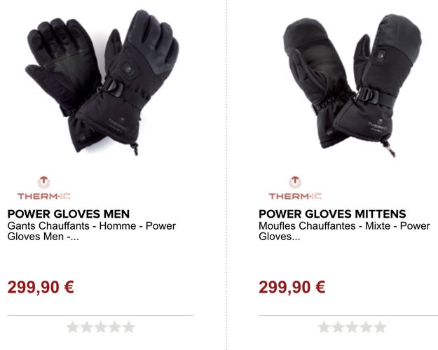 Power Glove mittens